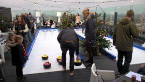 Mobil-Ice Curlingbaan