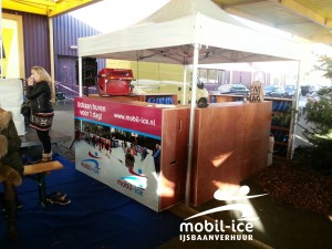 Hanos opening Kerstsfeer 28 november 2015 Mobil Ice 002